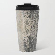 Texture composition no. 1 Metal Travel Mug