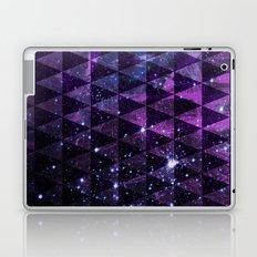 In Space Between Laptop & iPad Skin