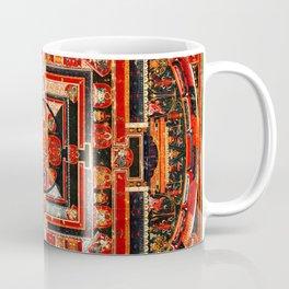 Mandala Manjushri Bodhisattva Transcendent Wisdom Coffee Mug