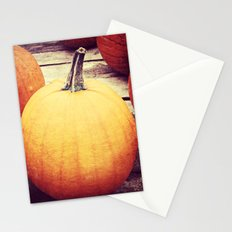 Pumpkins III Stationery Cards