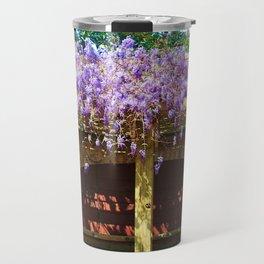 Blossom Covered Area Travel Mug