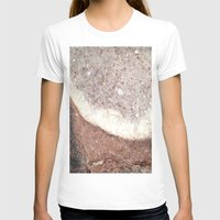 crystals T-shirts featuring crystals by Cassandra Tavukciyan