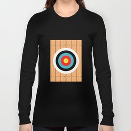 Shooting Target Long Sleeve T-shirt
