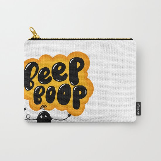 Beep boop Carry-All Pouch