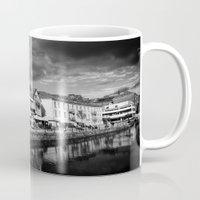 sweden Mugs featuring Sweden by alexaxm