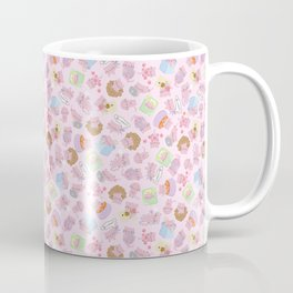 Blushy Attack! Pink Version Coffee Mug
