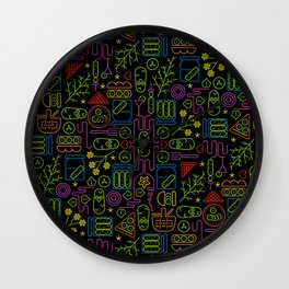 Pickles - Saturday Night Wall Clock