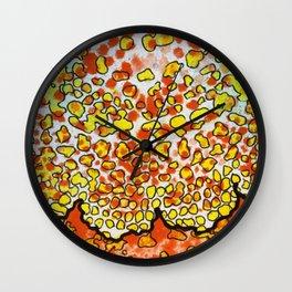 2, Inset A Wall Clock