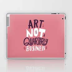 Art is Not... Laptop & iPad Skin