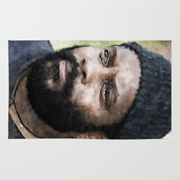 Art of the Dead: Tyreese Rug