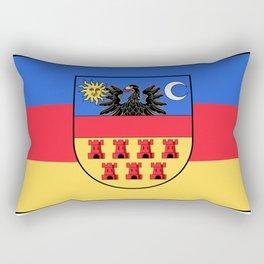 Transylvania Flag (Historical) Rectangular Pillow