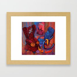 Karnival 2 Framed Art Print