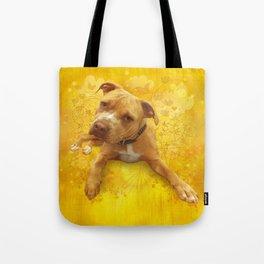 CHENiLLE (dandilion) Tote Bag