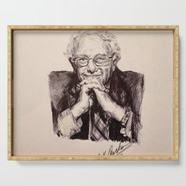 BERNIE SANDERS Serving Tray