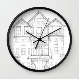 Liberty London Wall Clock