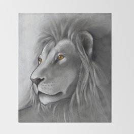 The Lion King Throw Blanket