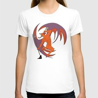 diablo T-shirts featuring Garita del Diablo by Sanfeliu