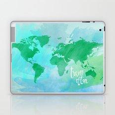 travel often.  Laptop & iPad Skin