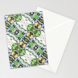 Sea Glass 14 Stationery Cards