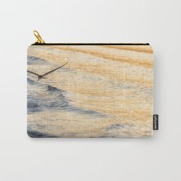 Black Skimmer Skimming Carry-All Pouch