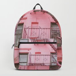 Pink Soho NYC Backpack