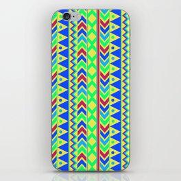 Tribal Motif iPhone Skin