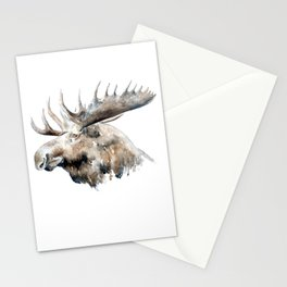 The King of the Forest Stationery Cards