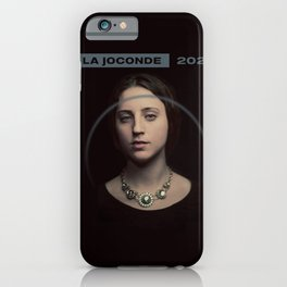 La Joconde 2020 iPhone Case