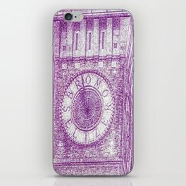 Emerson Bromo-Seltzer Tower Clock iPhone Skin