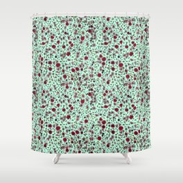 For the Love of Tea 02 Shower Curtain