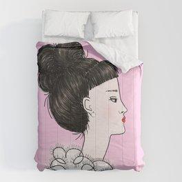 cuty pink Comforters
