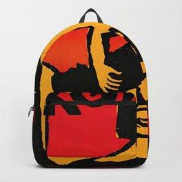 Die Brucke at the Arnold Gallery Dresden - Ernst Ludwig Kirchner Backpack