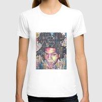 basquiat T-shirts featuring Basquiat by Makelismos