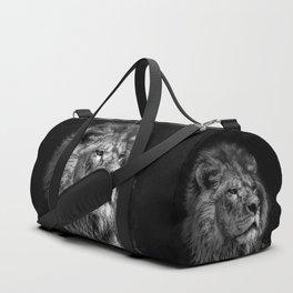 Proud Young Lion Duffle Bag