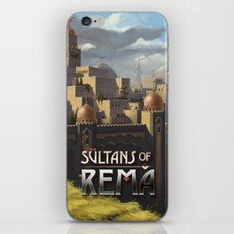 "Amin al Joddah ""The Jewel of the Desert"" iPhone Skin"