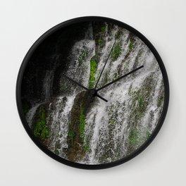 La Calera Waterfalls Wall Clock