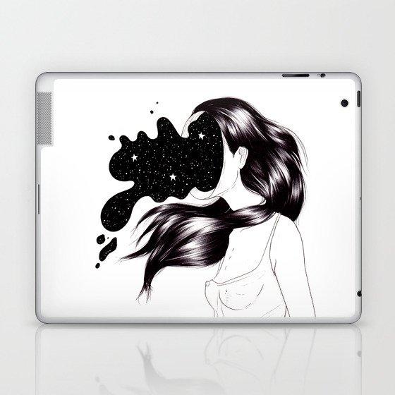 Reflexion II. When you overthink everything Laptop & iPad Skin