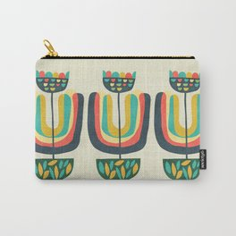 Potted Plant 3 Carry-All Pouch