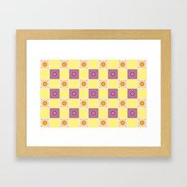 Сhildren's Geometry Framed Art Print