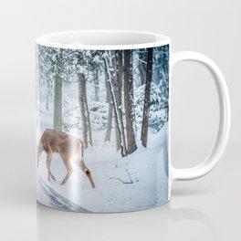 The chill of winter Coffee Mug