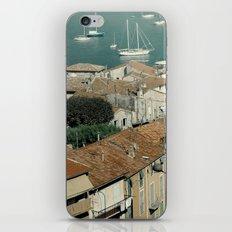 sky of water iPhone & iPod Skin