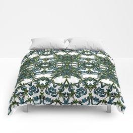 BLUE SALVIA Comforters