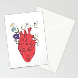 Peace Of Heart Stationery Cards