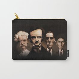 Classics never die... Carry-All Pouch