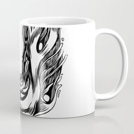 The Illustrated J Coffee Mug
