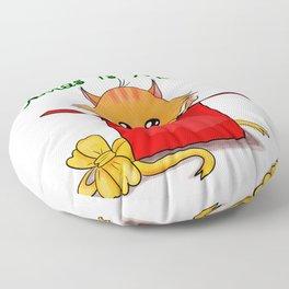 Meaowbox Floor Pillow