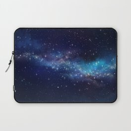 Floating Stars - #Space - #Universe - #OuterSpace - #Galactic Laptop Sleeve