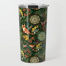 Treasures of the emerald woods Travel Mug