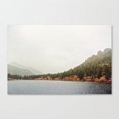 Estes Park Colorado Canvas Print