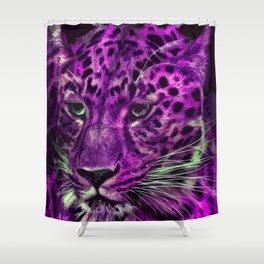 Jaguar 023 Shower Curtain